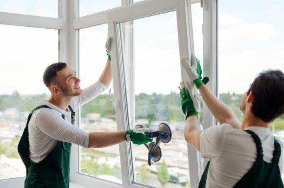 Entreprise pour la pose et l'installation de fenêtre coulissante en PVC à Villard-Bonnot