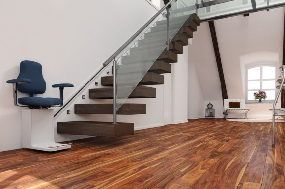Entreprise spécialisée dans la pose et l'installation de rampe d'escalier à Domène